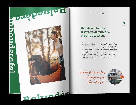 Brochure Belvedère