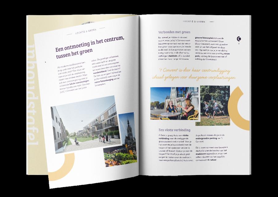 Brochure 't Convent