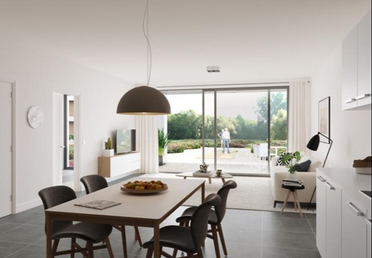 Interieur Comfort+ appartementen